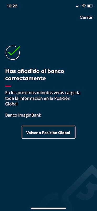 Agregador financiero openbank