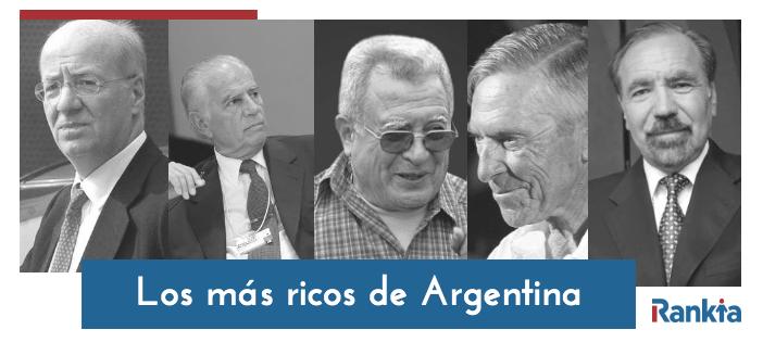 Los más ricos de Argentina 2019