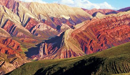 Principales destinos turísticos Argentina: Quebrada de Humahuaca, Jujuy