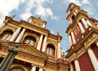 Principales destinos turísticos Argentina: Salta