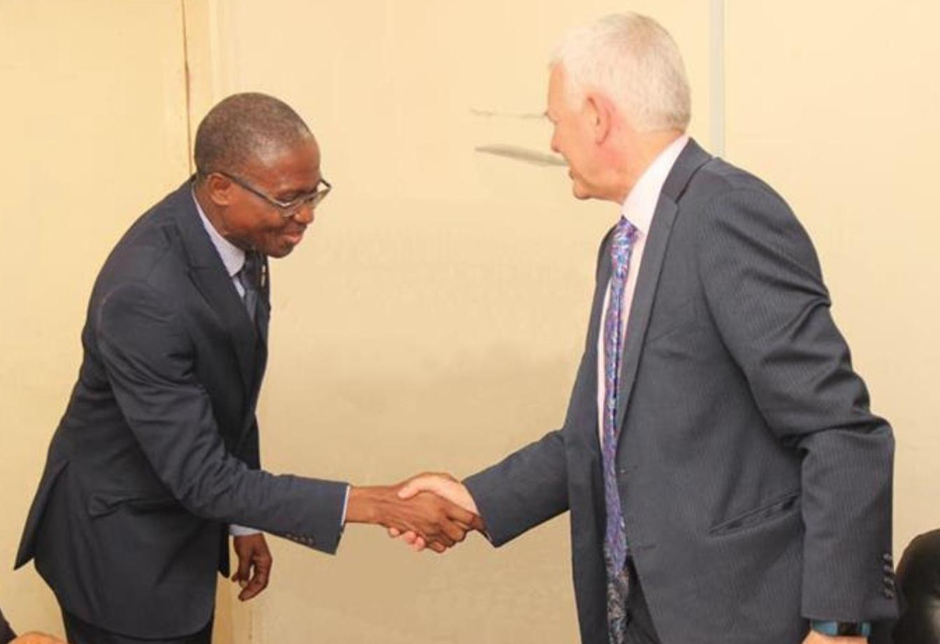 Acuerdo entre el CISI y el Instituto Colegiado de Corredores de Bolsa de Nigeria