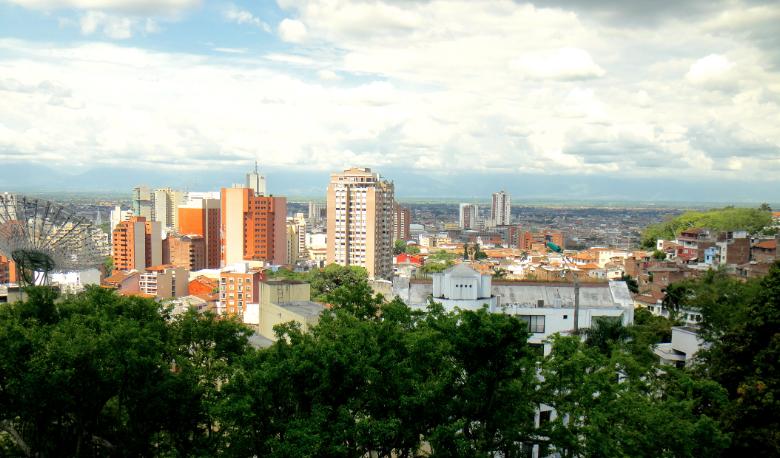 Sucursales de Bancolombia en Cali