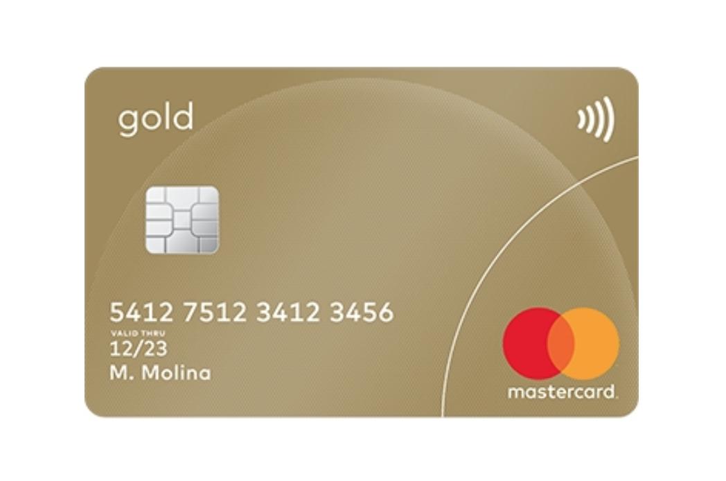 Mastercard Gold: solicitar, beneficios y comisiones