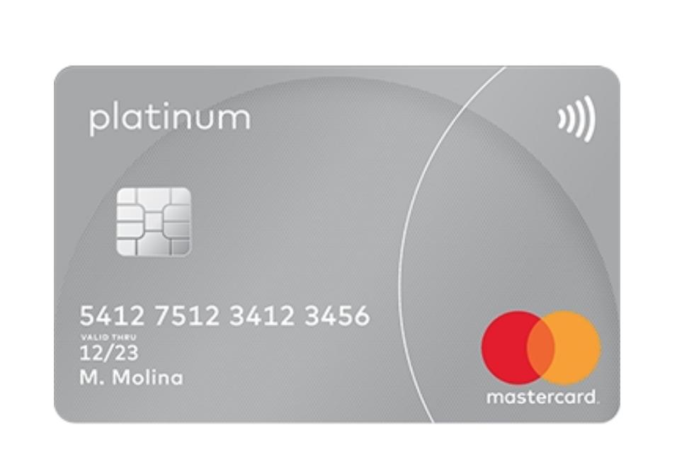 Mastercard Platinum: solicitar, beneficios y comisiones