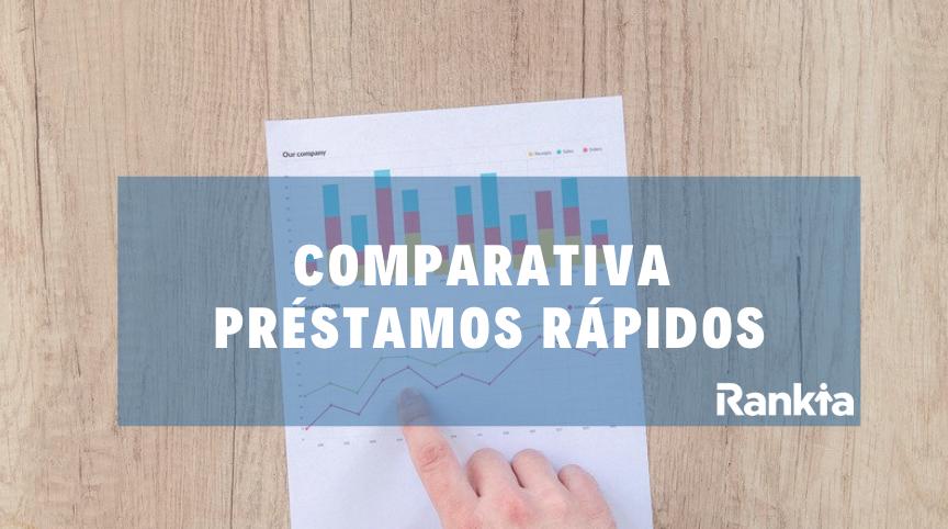 Comparativa préstamos rápidos Colombia