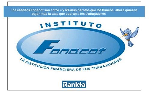 Mejor crédito o préstamo de nómina. Comparativa entre Fonacot, bancos y Sofomes