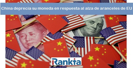 China deprecia su moneda