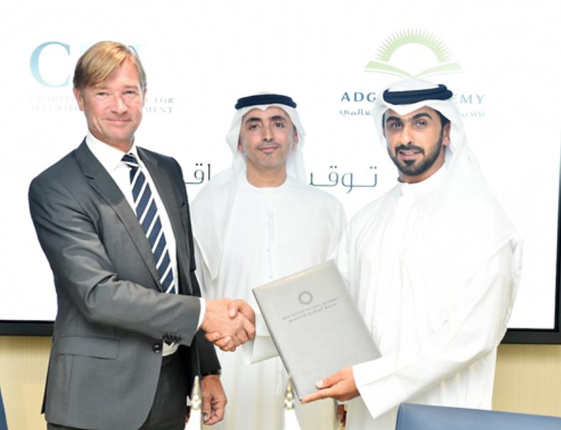 La academia ADGM y el CISI se asocian para elevar la educación financiera en los Emiratos Árabes Unidos
