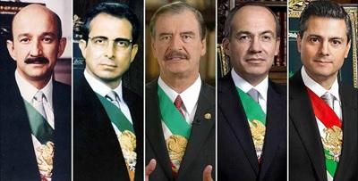 AMLO y el crecimiento económico cómo arrancaron los otros ex presidentes