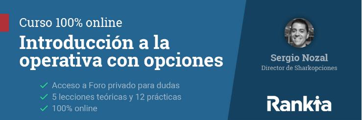 Curso Introducción a la operativa con opciones