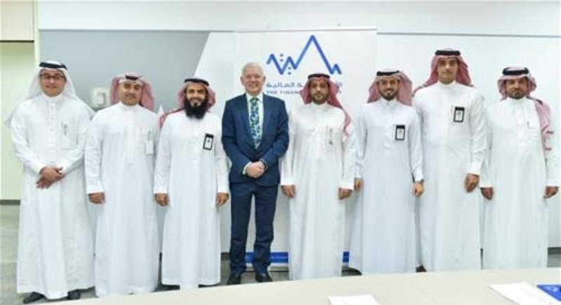 La Financial Academy de Riad y el CISI firman un acuerdo de asociación estratégica