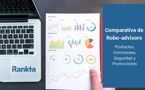 Comparativa Robo Advisors 2019