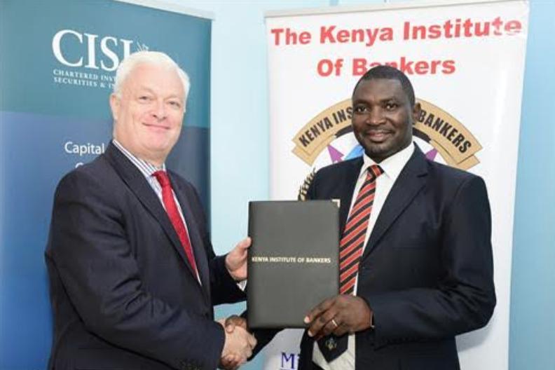 Acuerdo de formación entre el CISI y el Kenya Institute of Bankers