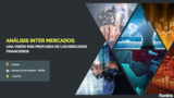 Análisis Inter Mercados: una visión más profunda de los mercados financieros