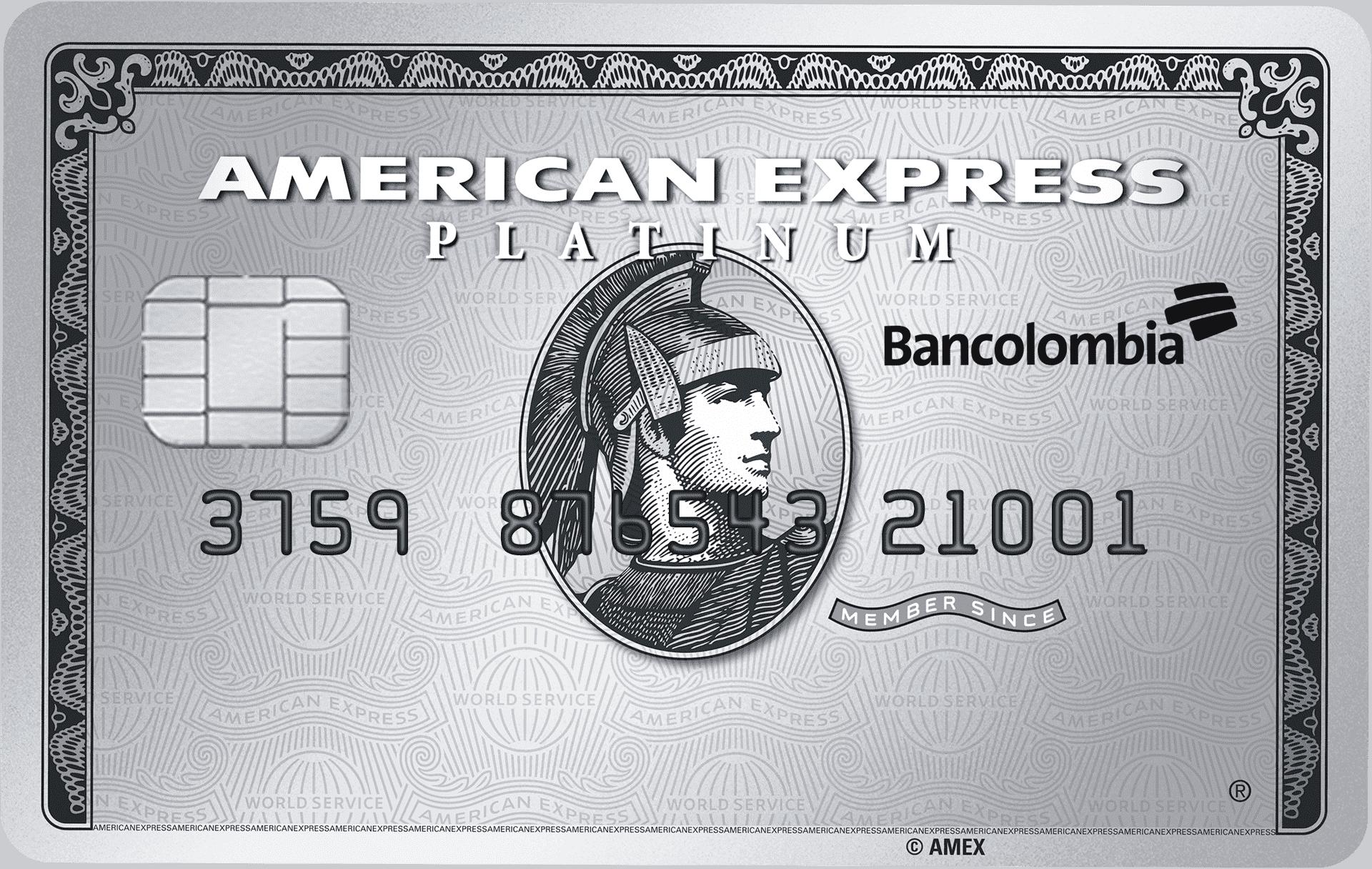 Platinum American Express: requisitos y beneficios
