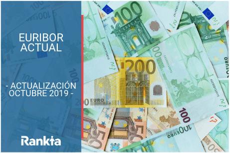 Euribor actual octubre 2019