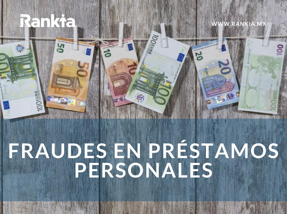 Fraudes en préstamos personales