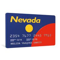 Tarjeta Nevada: solicitar, requisitos y resumen