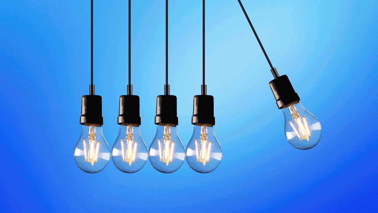 Cómo pagar menos luz y cuidar el planeta
