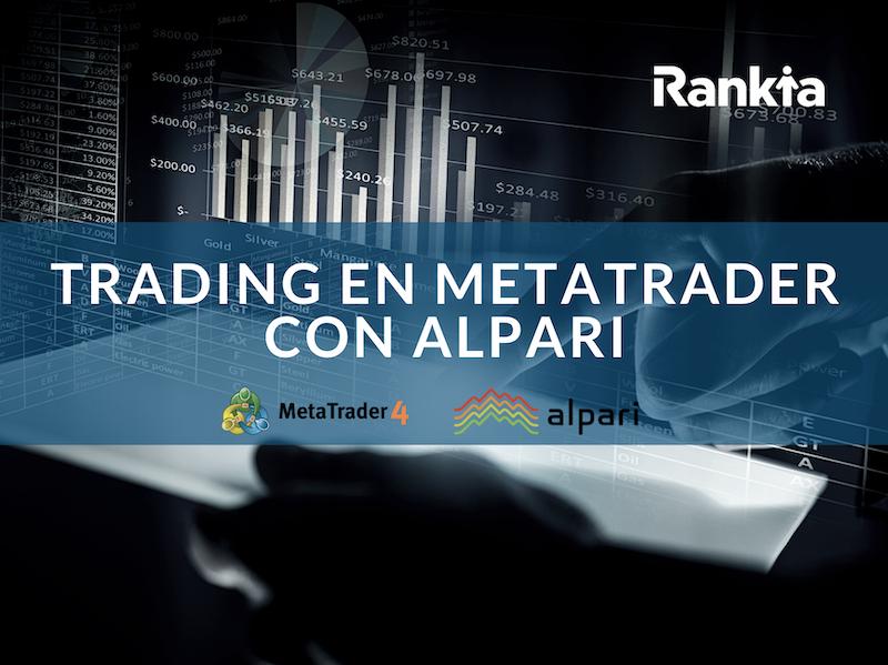 Trading en Metatrader con Alpari