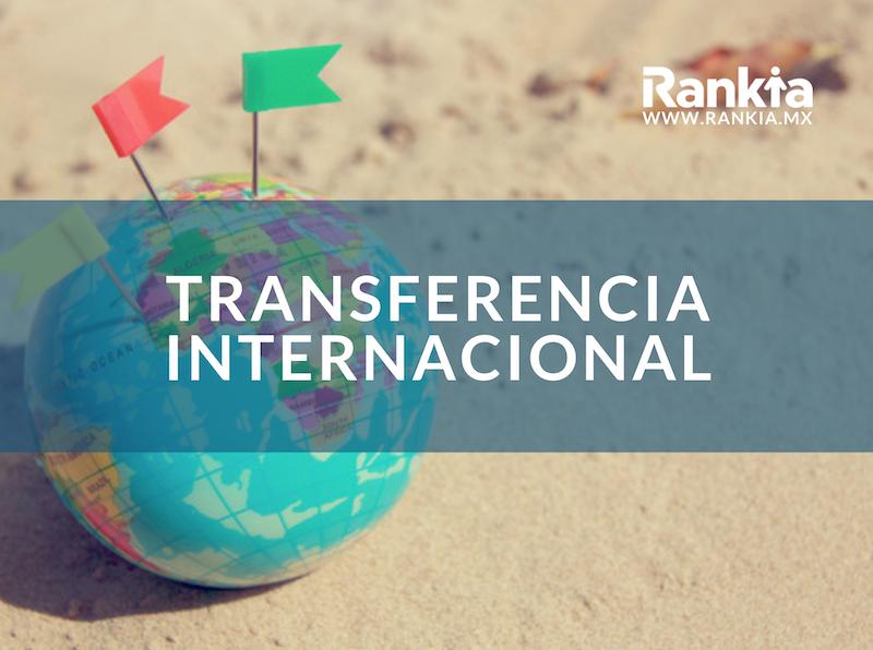 transferencia internacional