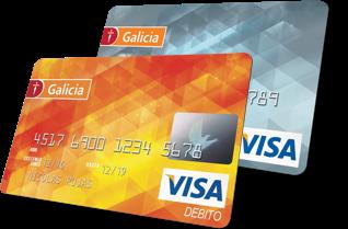 ¿Qué necesito para sacar una tarjeta de crédito en Banco Galicia?