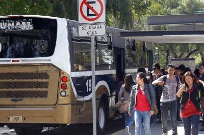 Beca transporte UNAM