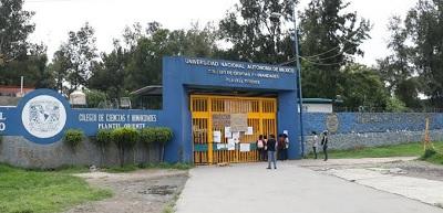 CCH Beca UNAM