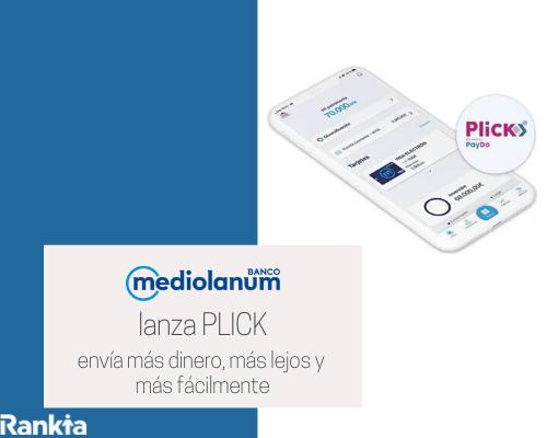 Banco Mediolanum lanza Plick