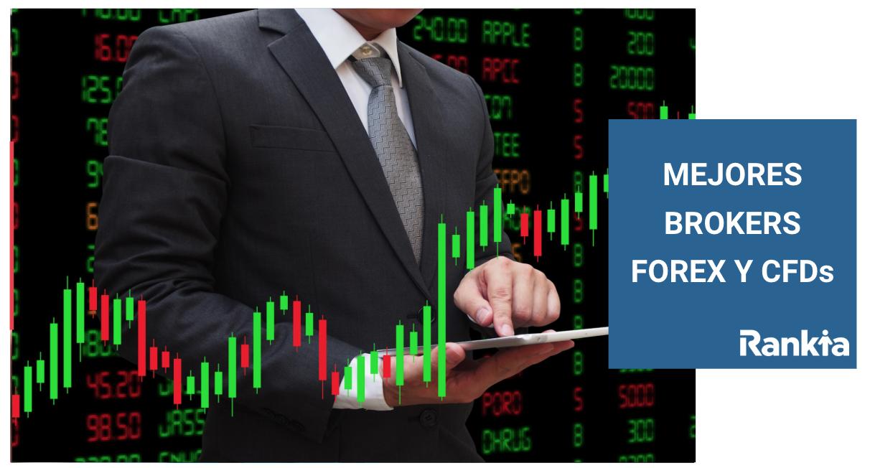 Mejores brokers online de Forex y CFDs de Chile