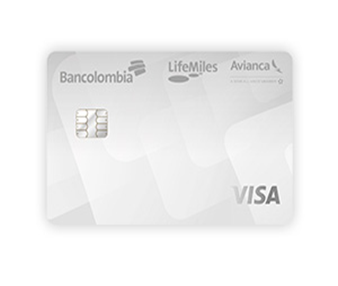 Tarjeta de Crédito Avianca LifeMiles Visa