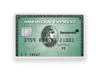 Tarjeta de Crédito American Express Green