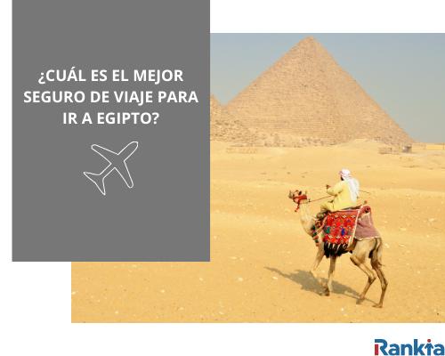 Cuál es el mejor seguro de viaje para ir a egipto