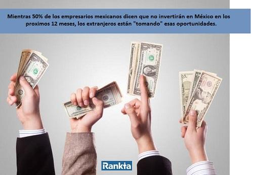 Crece la inversión extranjera, ¿es una lección para emprendedores y empresarios mexicanos?