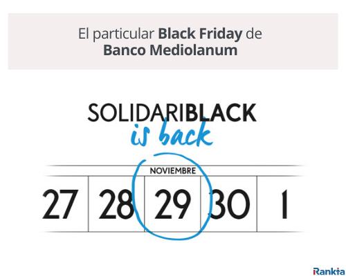 El particular Black Friday de Banco Mediolanum