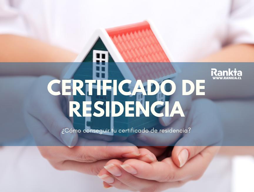 ¿Cómo conseguir tu certificado de residencia?