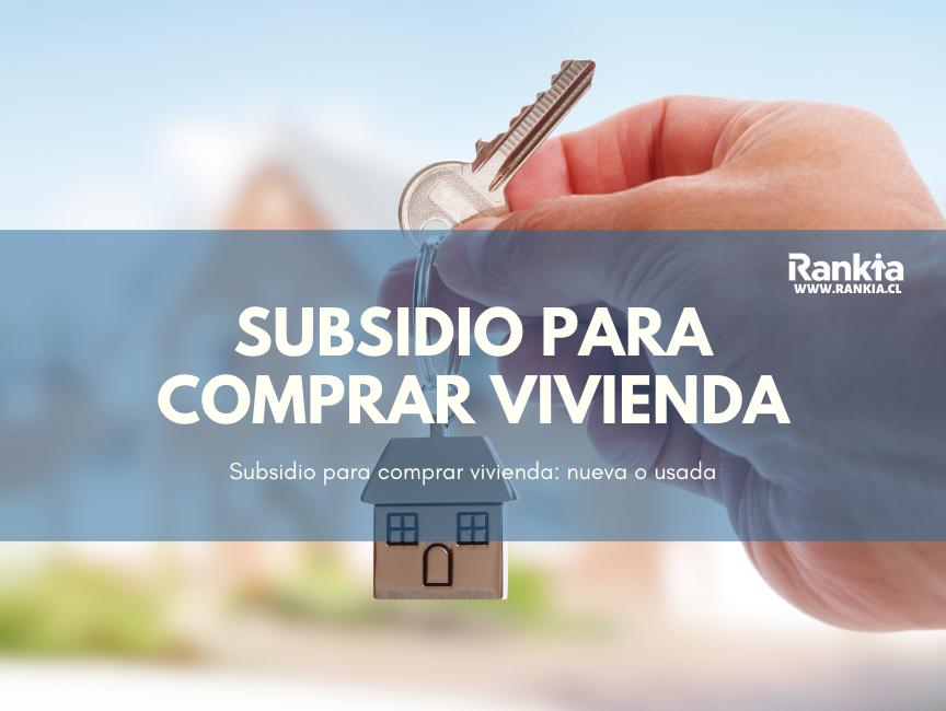 Subsidio sin credito hipotecario