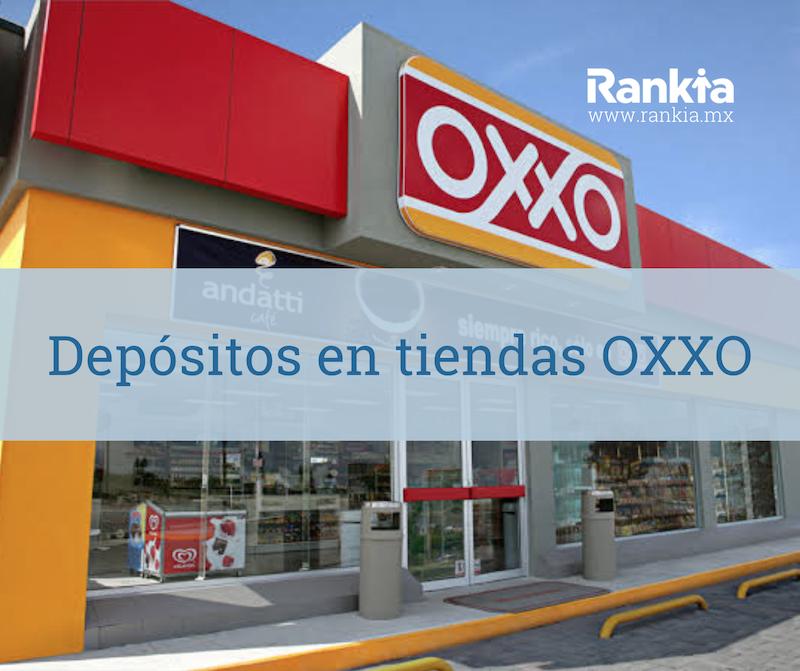 Depósitos Oxxo
