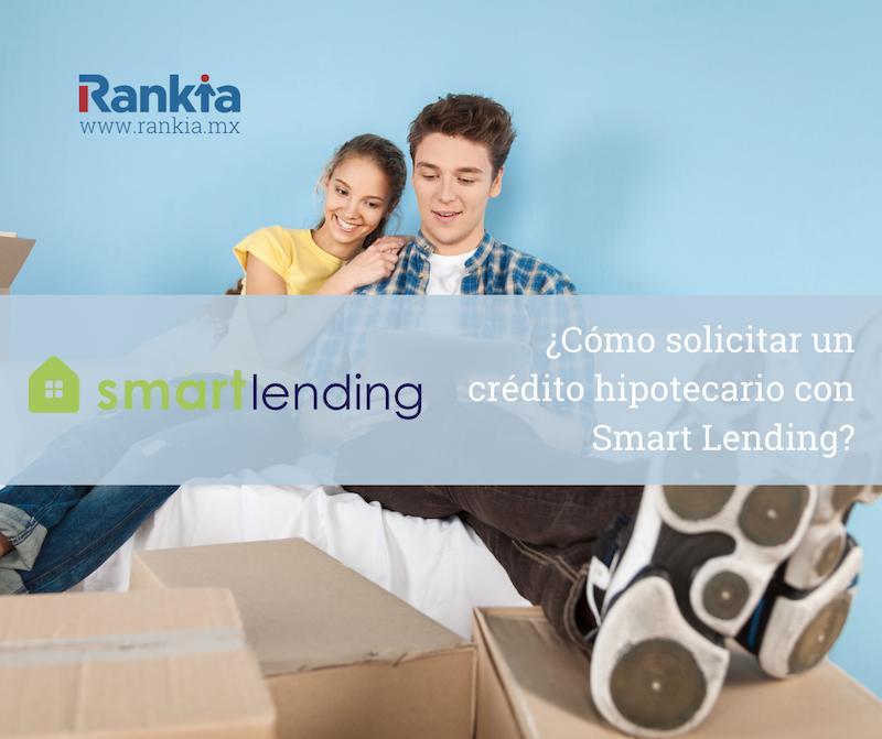 Solicitar crédito hipotecario con Smart Lending