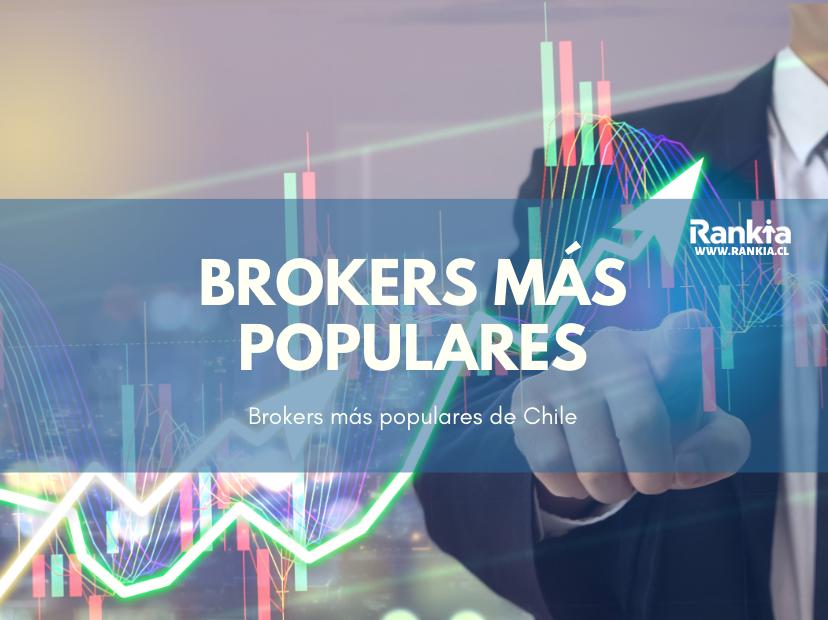 Brokers más populares en Chile