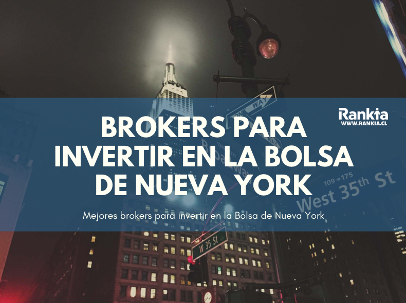 Mejores brokers para invertir en la Bolsa de Nueva York 2020
