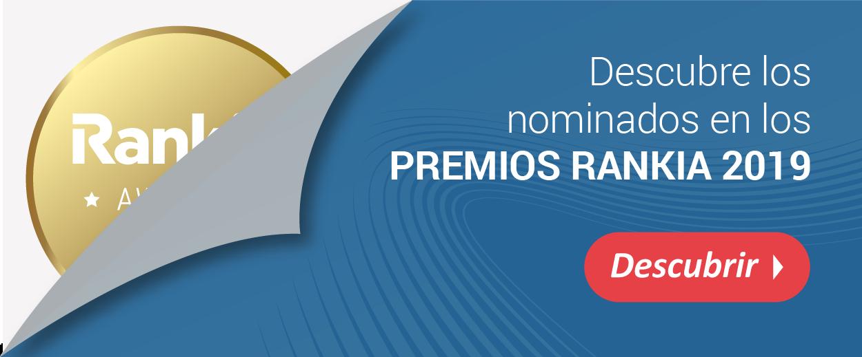 Premios Rankia 2019 nominados en bolsa