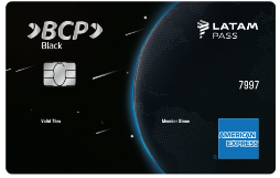 Tarjeta American Express Black BCP