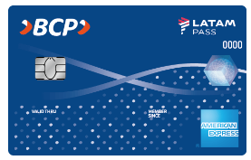 Tarjeta American Express Clásica BCP