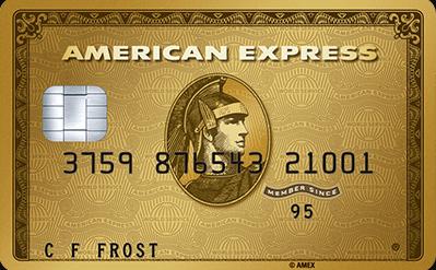 Tarjeta American Express Gold Interbank
