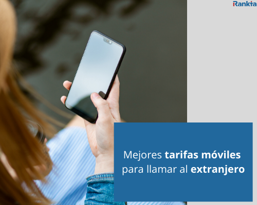 Mejores tarifas móviles
