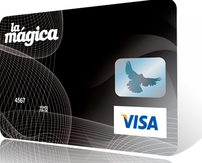 Mejores tarjetas prepago 2020: tarjeta la mágica