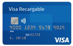 Mejores tarjetas prepagas 2021: Tarjeta Recargable Visa