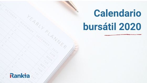 Calendario bursátil 2020