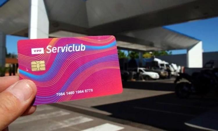 Tarjeta YPF de Serviclub: requisitos, beneficios, activar